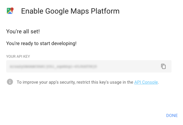 How to add a Google Maps API Key – Mailster Knowledge Base